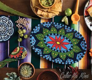 Rancho Bernardo Talavera Tableware