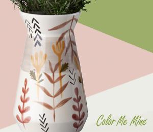 Rancho Bernardo Minimalist Vase