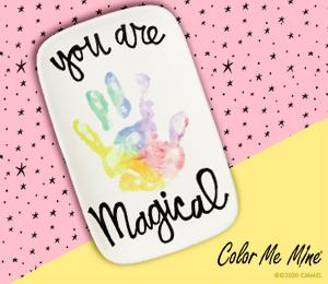 Rancho Bernardo Rainbow Hand-print