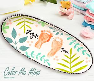 Rancho Bernardo Tropical Baby Tray
