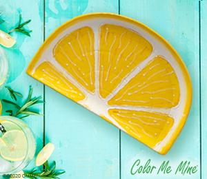 Rancho Bernardo Lemon Wedge