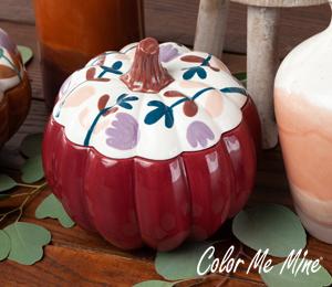Rancho Bernardo Fall Pumpkin Box